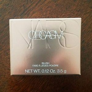 BRAND NEW NARS blush orgasm pink